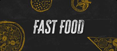 Linha fast food