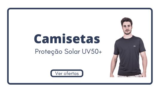 Camisetas Proteção Solar