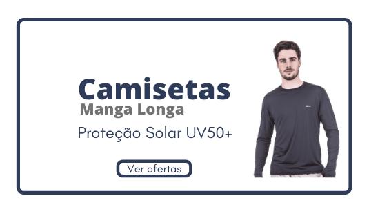 Camisetas Manga Longa UV50+