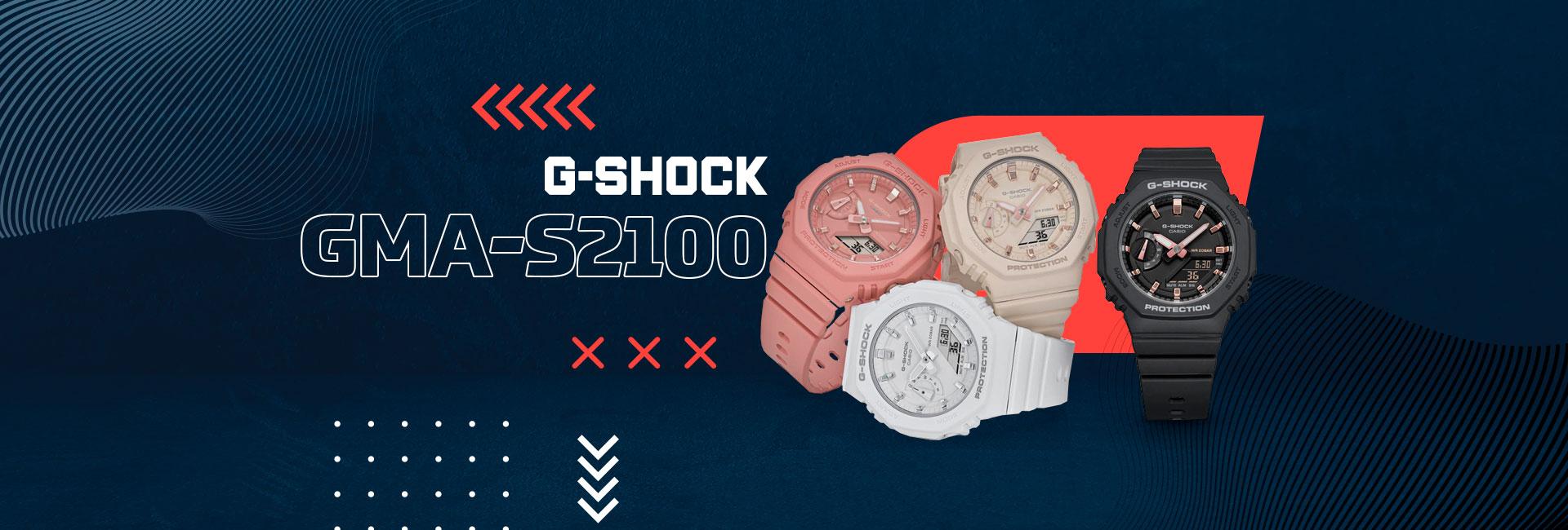 GMA-S2100