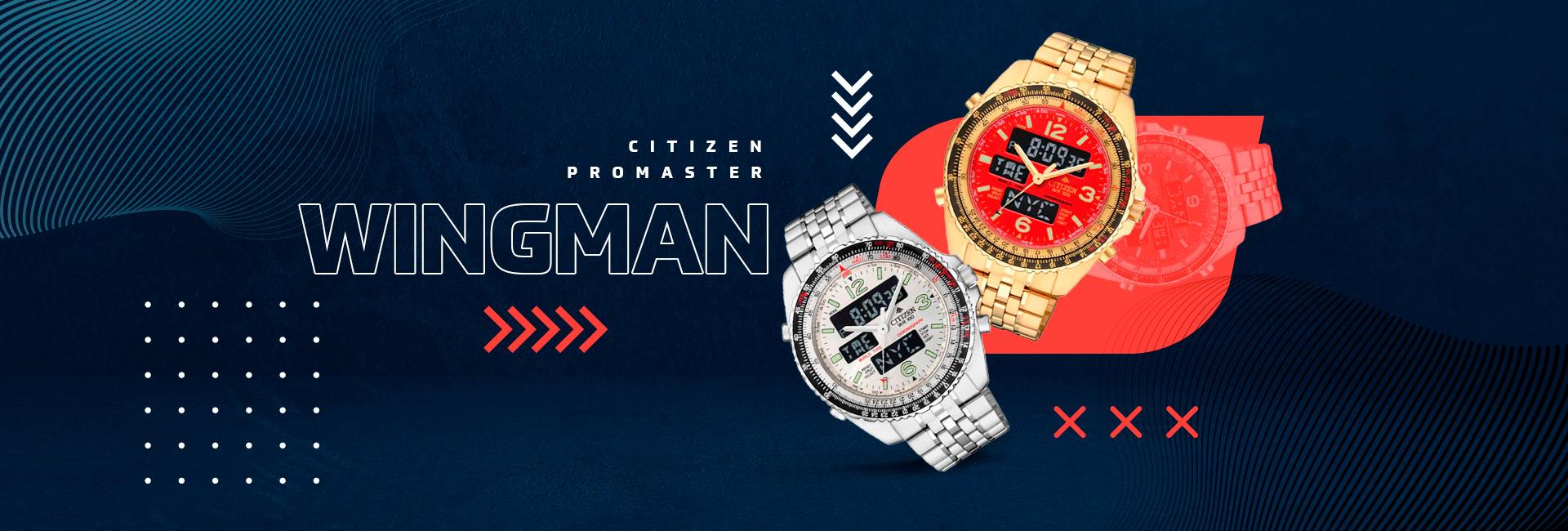 Citizen Wingman