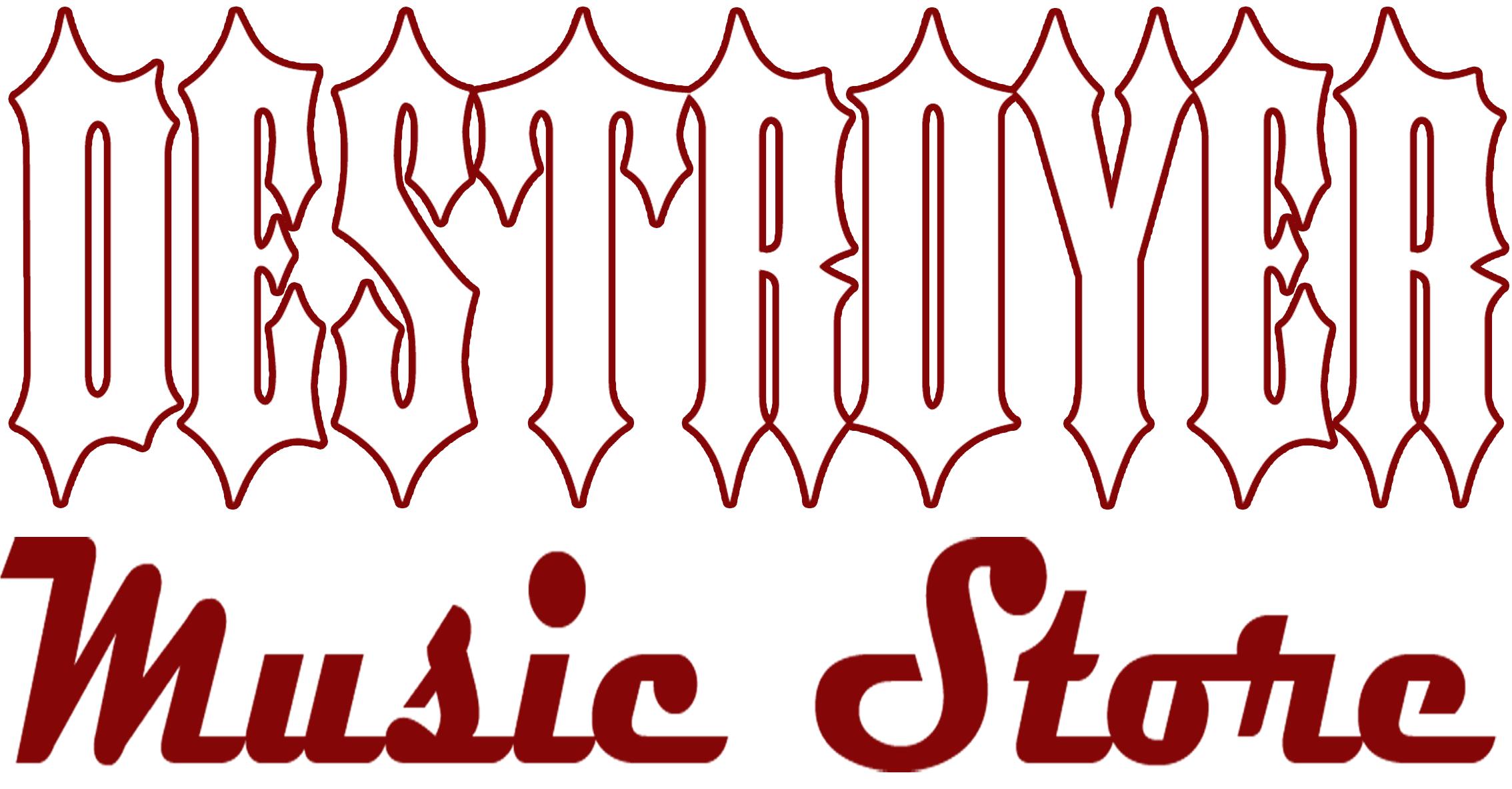 DESTROYER MUSIC STORE