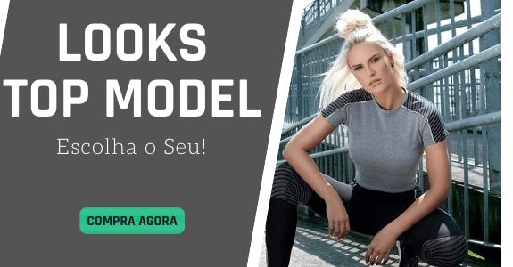 Moda Fitness Lançamentos Top Model