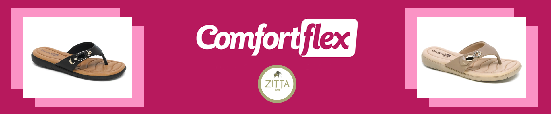 Confira nossos produtos da marca Comfortflex