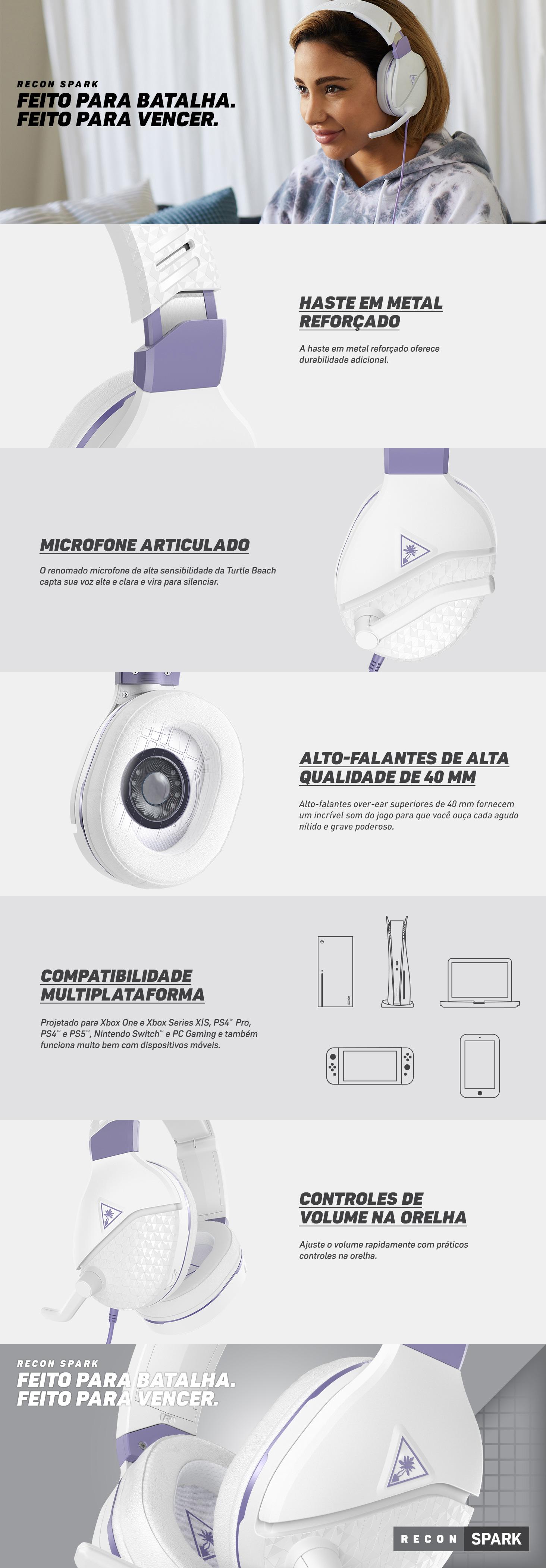 FONE DE OUVIDO C/FIO - RECON