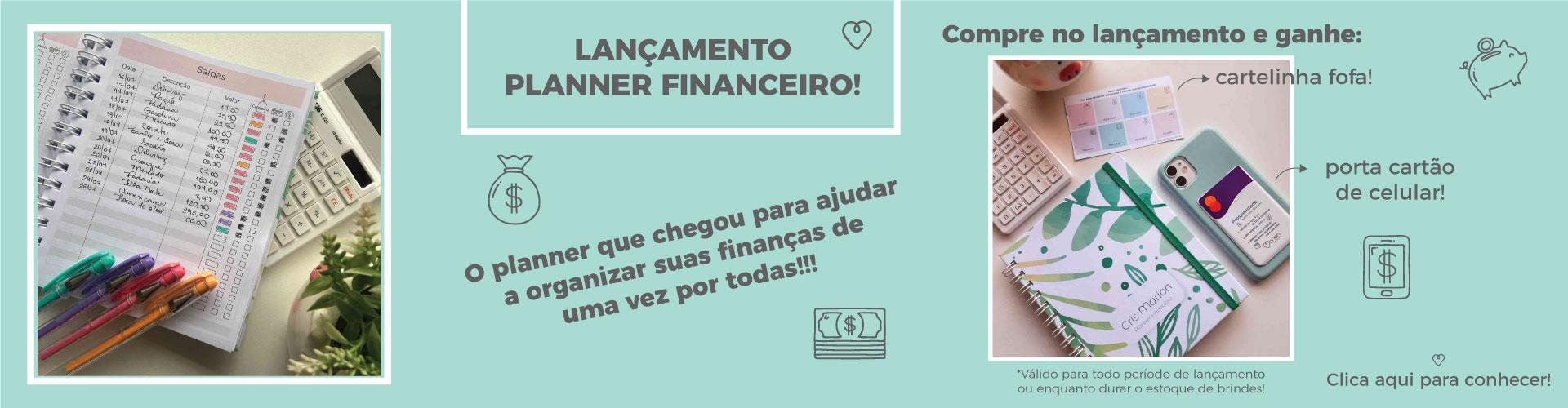 Lançamento Financeiro