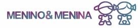 Logo da Menino & Menina 2
