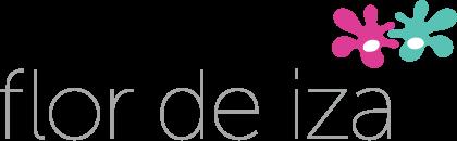 Logo da Flor de Iza