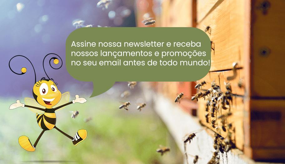 Imagem lateral da Newsletter