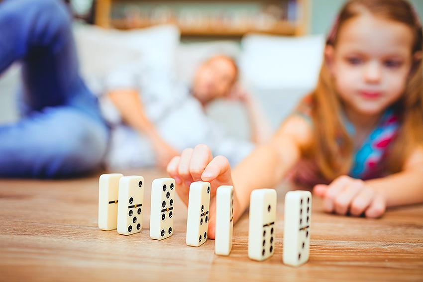 A Importância do Jogo de Dominó na Educação Infantil