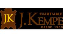 Logo da Curtume j. Kempe