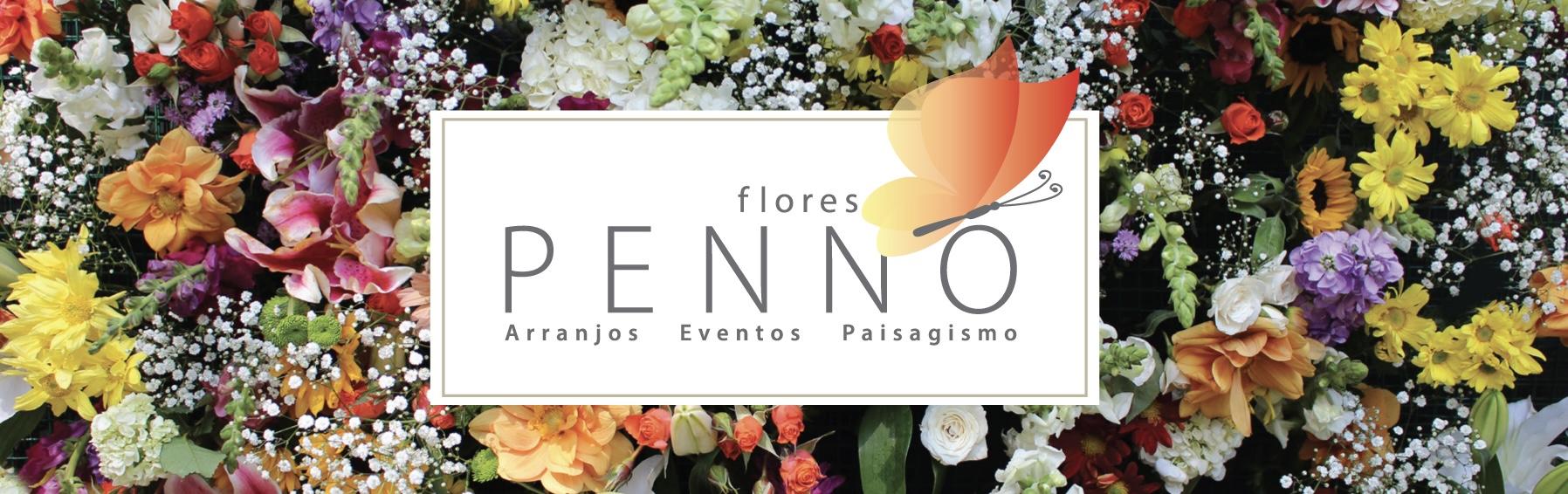 Logo da Penno Floricultura