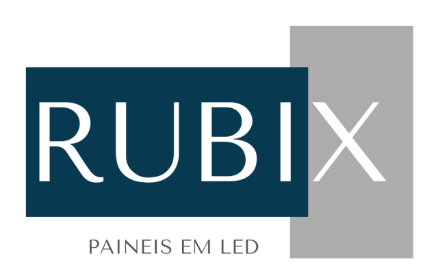 Rubix Painéis de Led