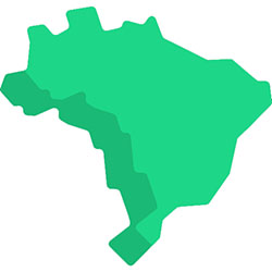 ENTREGAS PARA TODO O BRASIL