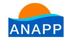 Somos filiados a ANAPP (Associação Nacional das Empresas e Profissionais de Piscinas)