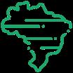 Entregamos para todo Brasil