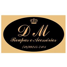Logo da DM Roupas