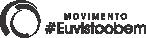 Logo da Movimento #euvistoobem