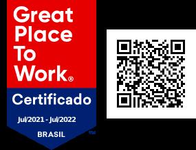 Selo do Certificado GPTW