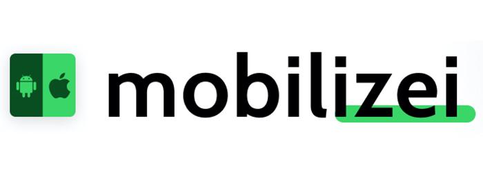 Logo Mobilizei – Aplicativo Mobile