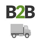 Logo B2B - Frete CIF e FOB