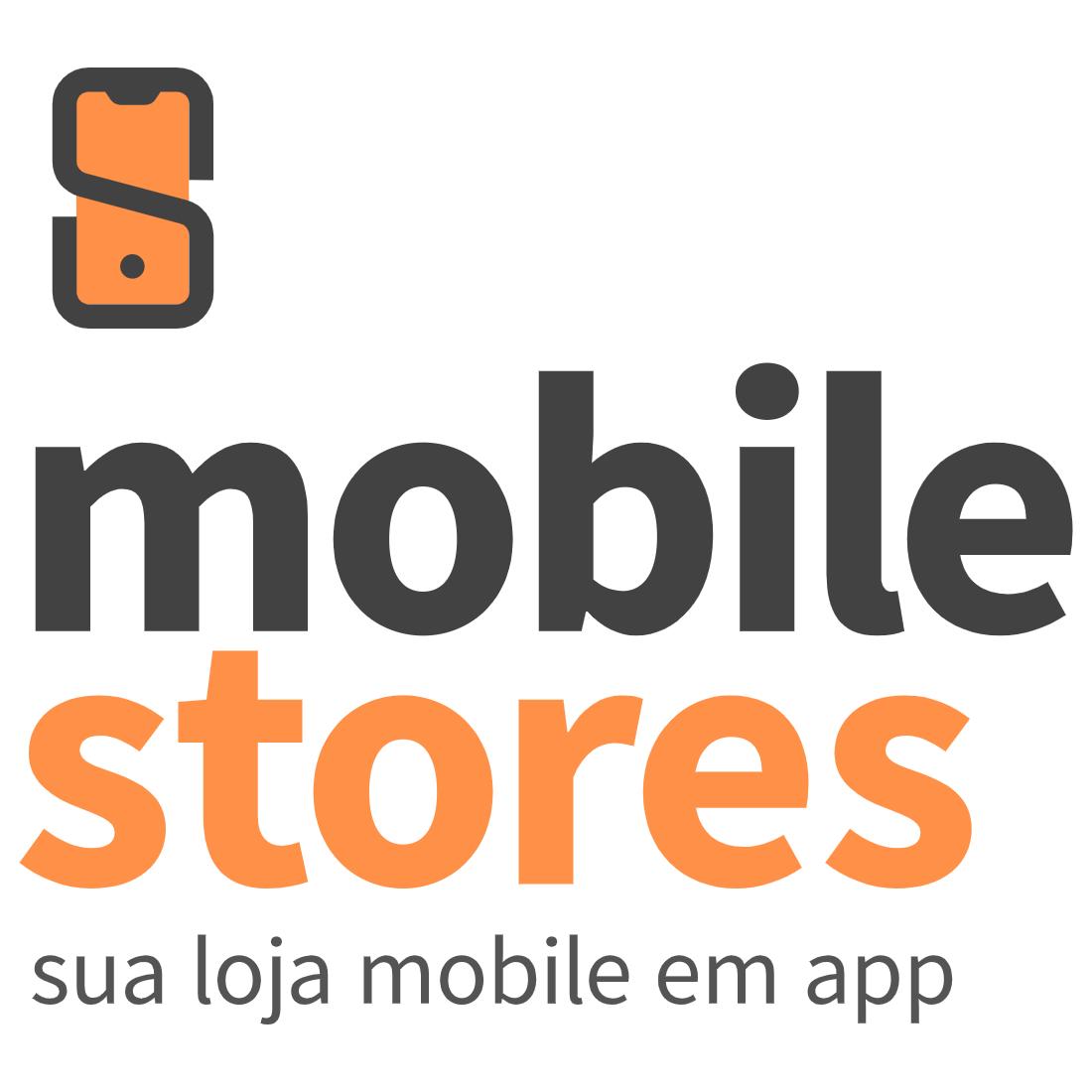 Logo Mobile Stores - Aplicativo Mobile