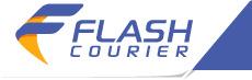 Logo Flash Courier BEX - Cotação de Fretes