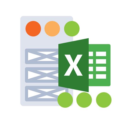 Logo Importação de dados via Excel