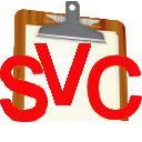 Logo SVC - Sistema de Venda e Caixa