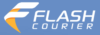 Logo FLASH COURIER