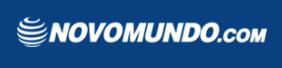 Logo Novo Mundo by 4middleware