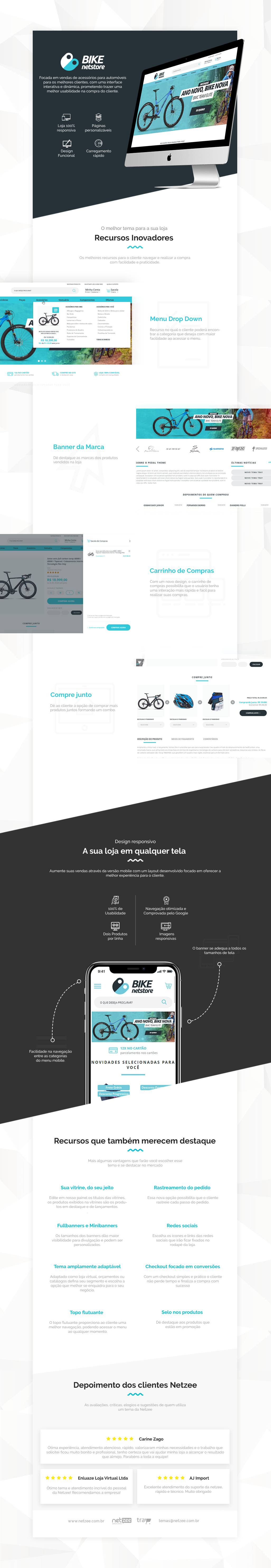 Netstore Bike