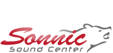 Logotipo Sonnic Sound Center