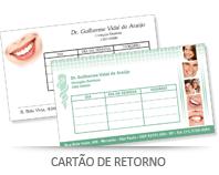 Cartão de retorno