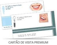 Cart&ao de visita Premium