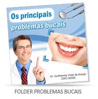 Folder problemas bucais