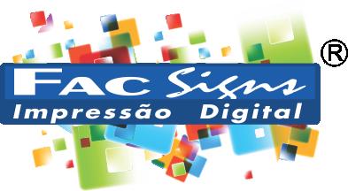 FAC Signs Impressão Digital