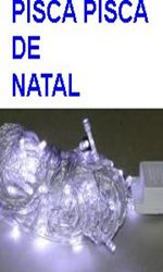 PISCA PISCAS DE NATAL LED