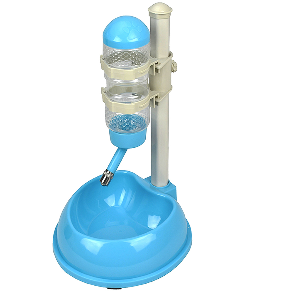 Bebedouro automatico para cães e gatos CBR04294 Azul