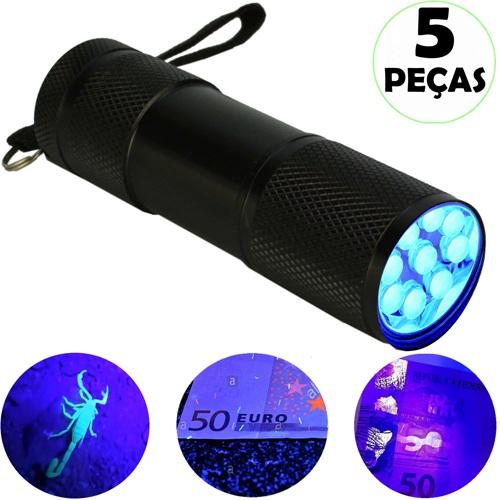 Detector_de_Dinheiro_Falso_Escorpião_9_LEDs_UV_Kit_5_Peças_Preto_CBRN11858_01_500