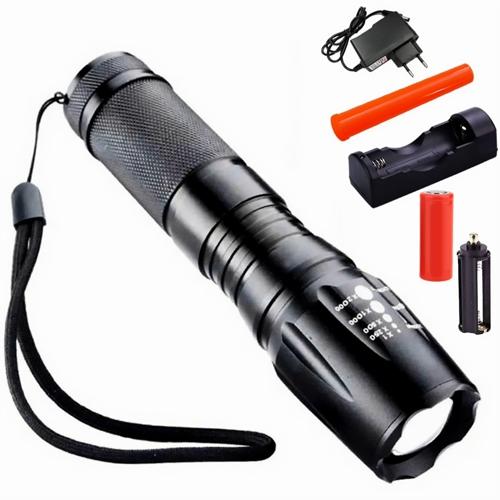 Lanterna_Tática_Policial_LED_X900_Recarregável_Zoom_CBRN10653_1_500