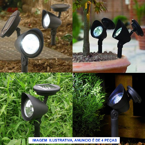 Luminária_Solar_Jardim_PVC_Rígido_Spot_3_leds_4_peça_CBRN13098_02