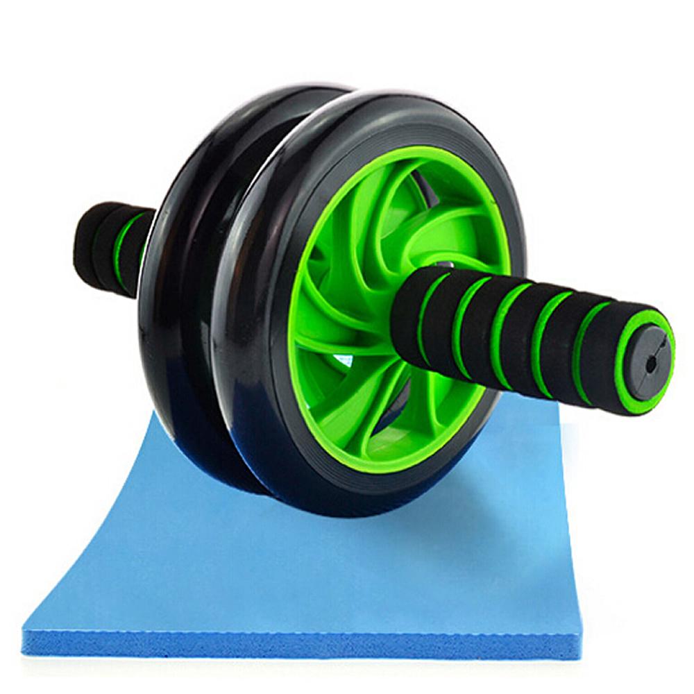 Roda para exercícios abdominais e lombar desmontável CBRN03716