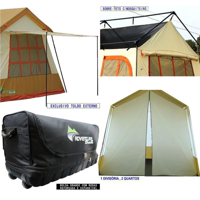 Barraca_camping_mansao_adventure_brasil_ADV-1001_Marrom-01