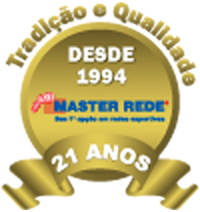 Master Redes - Selo