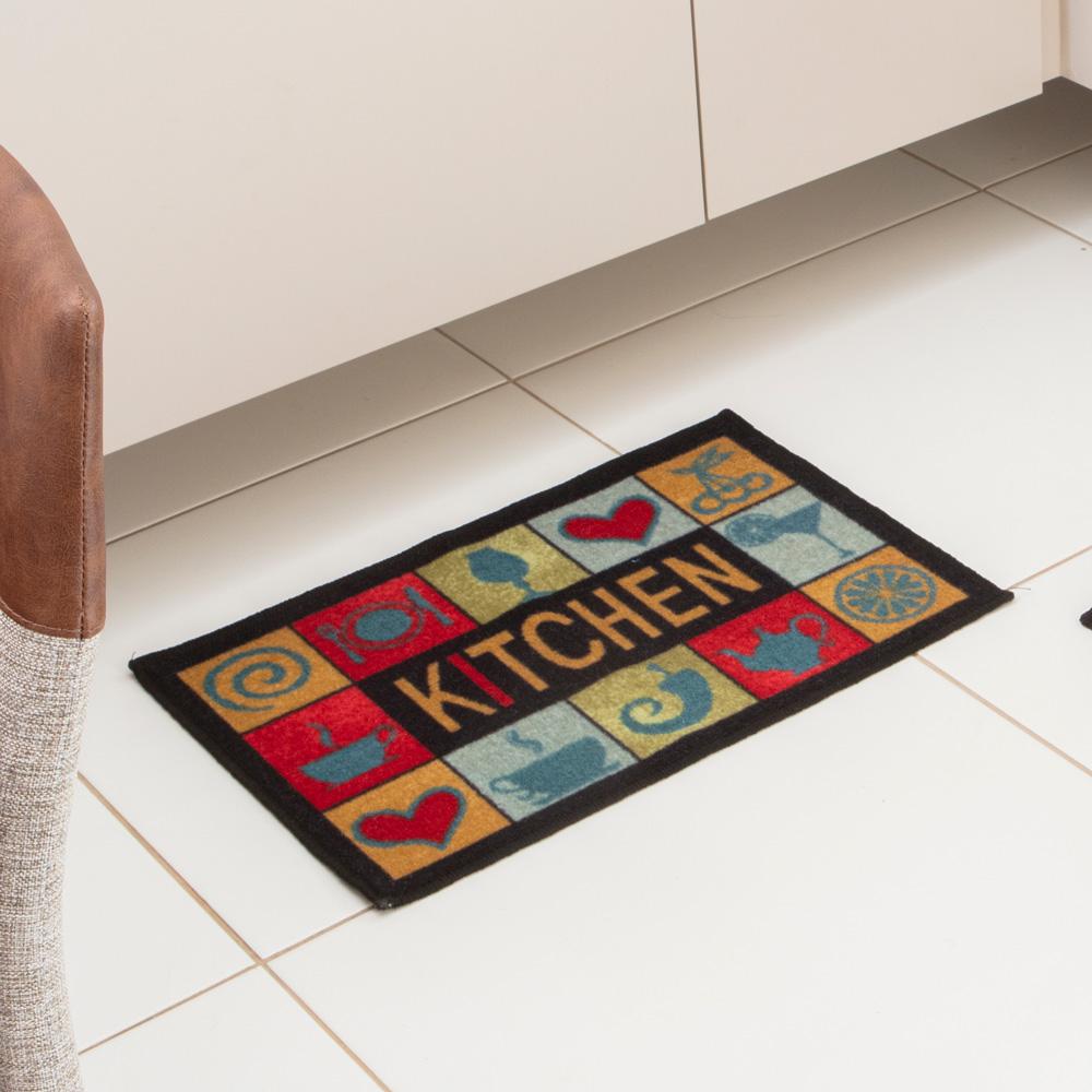 tapete kacyumara de cozinha