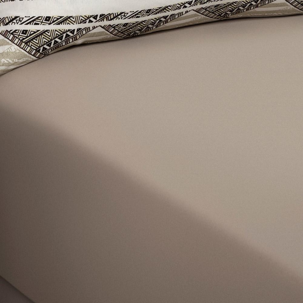 Jogo de cama santista solteiro milão