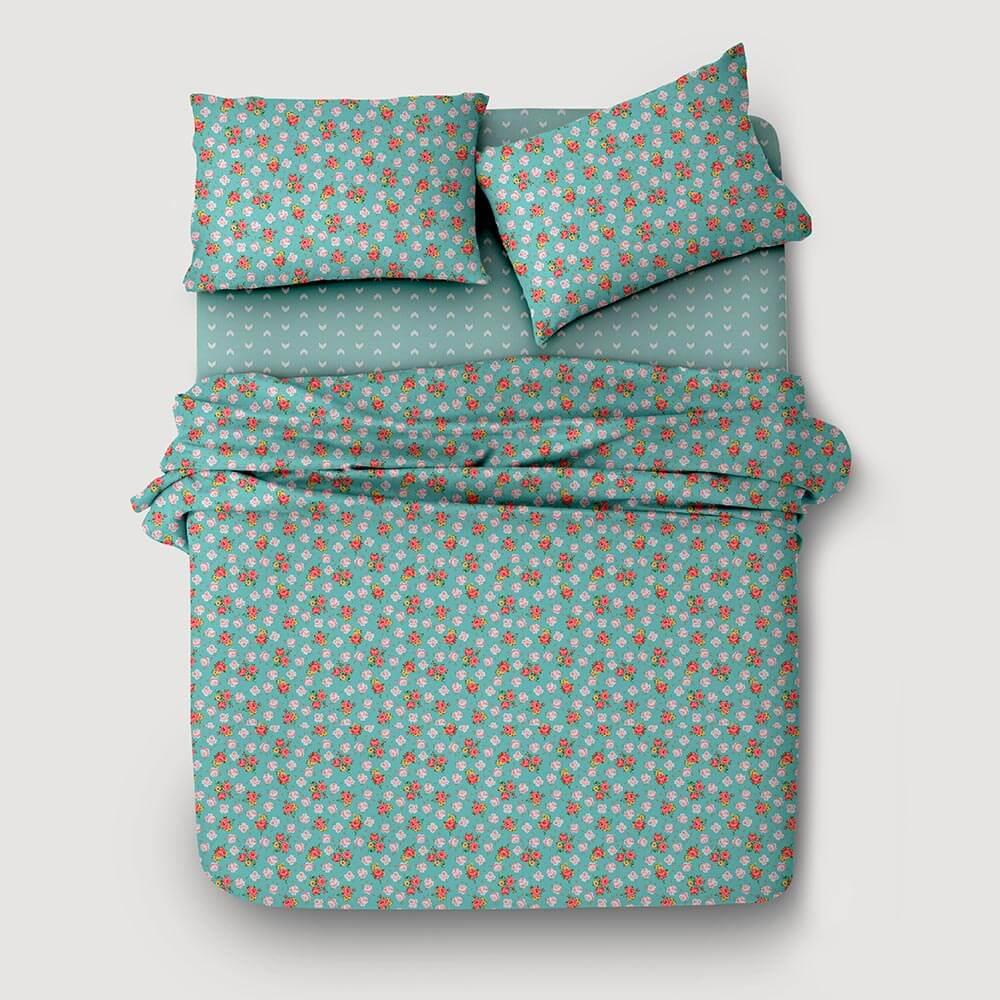 Jogo de cama corttex