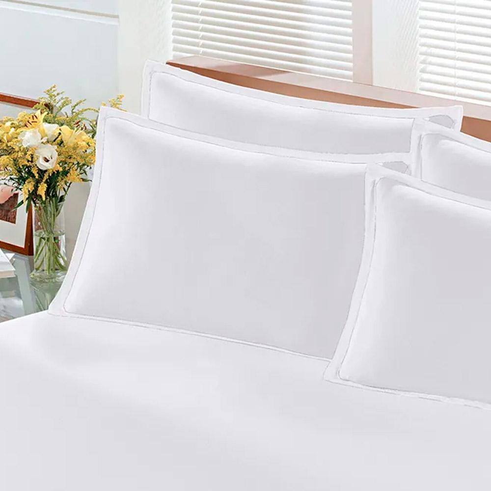Jogo de cama santista