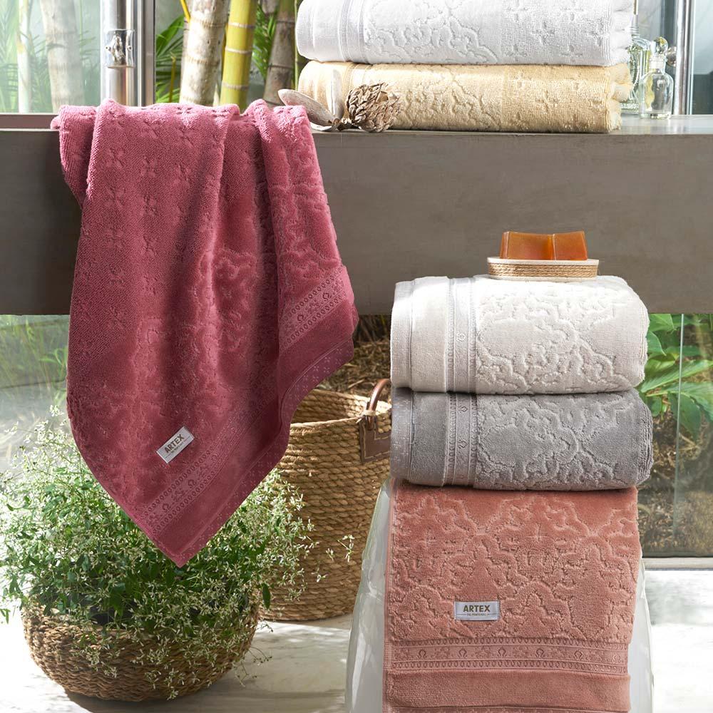 toalha de banho artex